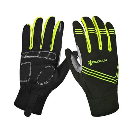 tex winter cycling jacket bsk chill tex winter cycling gloves black neon yellow