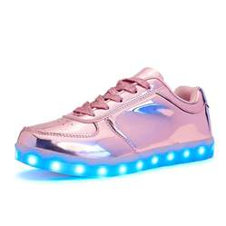 light up shoes womens pink low top light in the shoes