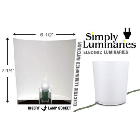 simply luminaries electric luminaries kit roger s