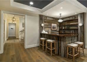 Used Bar For Basement Best 25 Reclaimed Wood Bars Ideas On Diy
