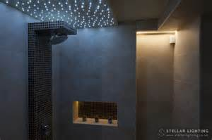 dusche beleuchtung led stellar lighting shower led lights twinkle ceiling lights