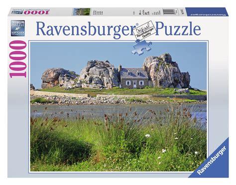 haus der bretagne haus in der bretagne 1000 teile querformat puzzle