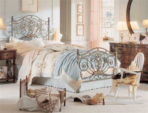 lea jessica mcclintock heirloom metal bedroom collection