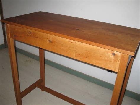 vermont cherry stand  desk
