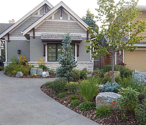 front yard driveway ideas driveway landscaping photos 2