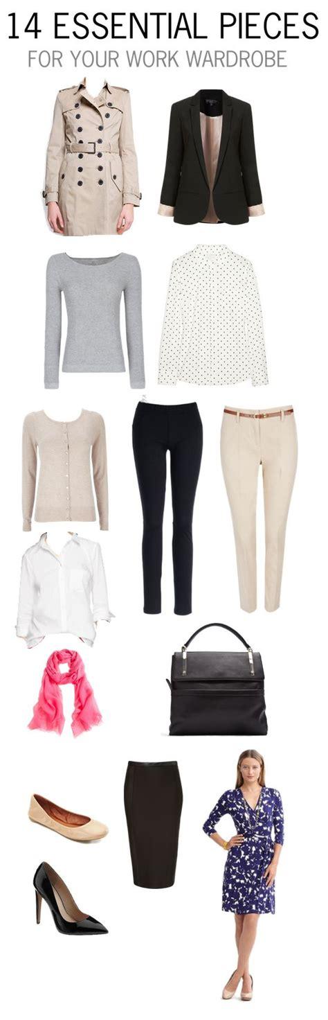 Essential Wardrobe Pieces For by Best 25 Essential Wardrobe Ideas On Essential