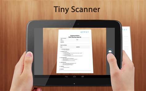 free scan tiny scanner pdf scanner app apk free