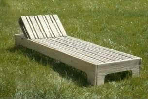 loisirs cr 233 atifs fabriquer une chaise longue en palette