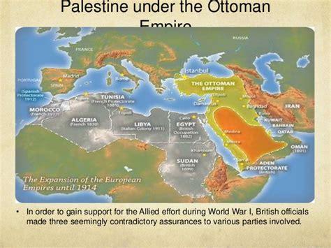 palestine ottoman empire palestine presentation