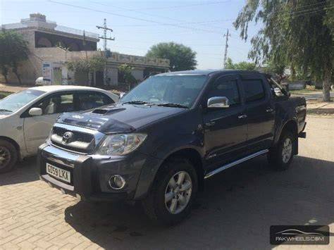 2010 Toyota For Sale Used Toyota Hilux 2010 Car For Sale In Kashmir 917586