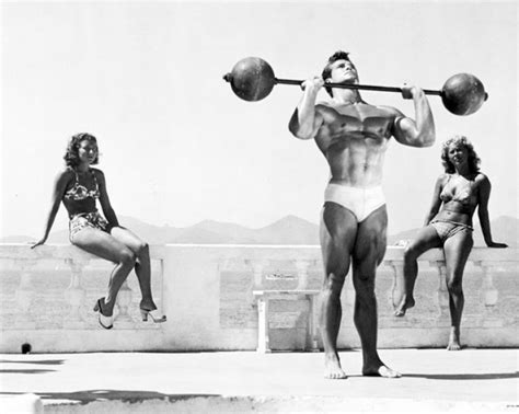 steve reeves bench press steve reeves immortal physique muscle fitness