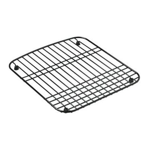 discontinued kohler sink racks kohler brookfield bottom basin rack discontinued k 6010 7