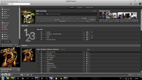 spotify full version pc image gallery old spotify