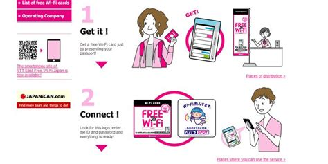 Wifi Jepang di jepang turis dapat akses wi fi gratis kompas