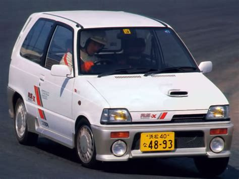 1987 suzuki alto works related infomation specifications