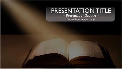 Free Bible Powerpoint Template 9852 Sagefox Free Bible Powerpoint Templates