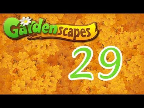 Gardenscapes Walkthrough Level 29 Gardenscapes Level 29 Walkthrough