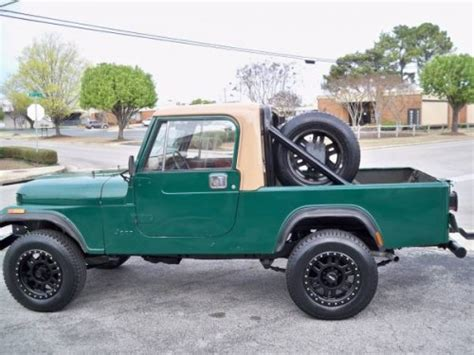 jeep scrambler for sale on craigslist 1984 jeep scrambler cj8 i6 manual for sale decatur al