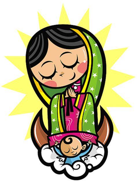 imagenes la virgen de guadalupe en caricatura hermosas imagenes de la virgen de guadalupe frogx three