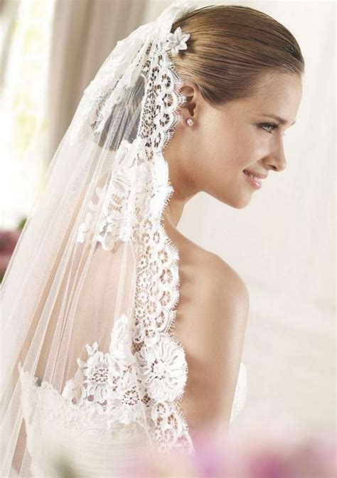 Bridal Hairstyles For Length Hair With Veil by Wedding Hairstyles With Veil