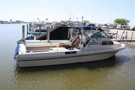 sportcraft boats for sale in michigan walleye 1984 30 sportcraft custom fisherman