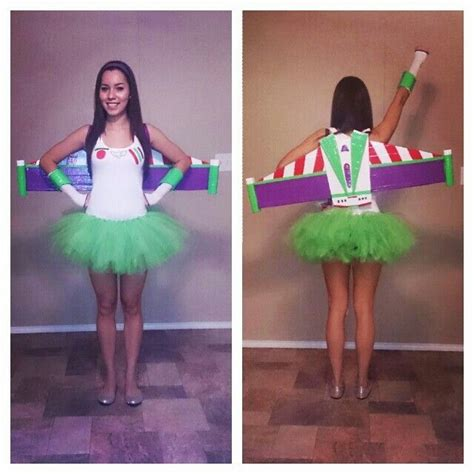 Handmade Disney Costumes - buzzlightyear costume disney themed