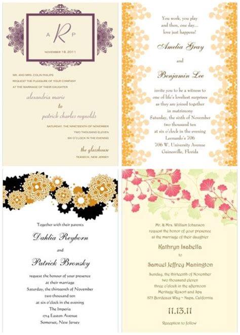 Storkie Wedding Invitations