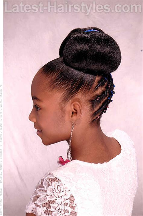 Easy Black Hairstyles To Do At Home by 15 Stinkin Black Kid Hairstyles You Can Do At Home