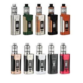 New Vape N Vaporizer Authentic Wismec Predator 228 Tc Mod Only Origi buy authentic wismec predator 228w starter kit with elabo