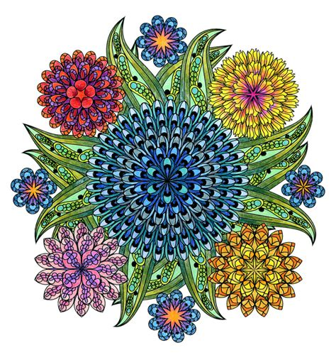 mandalas books this mandala coloring book for grown ups is the creative s