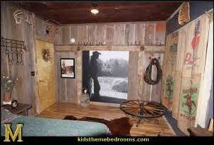 Rustic Wall Murals Decorating Theme Bedrooms Maries Manor Cowboy Theme