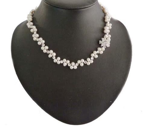 Perlenkette Zur Hochzeit by Perlenkette F 252 R Die Hochzeit Zuchtperlen