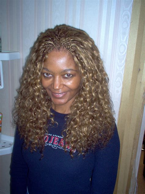 deep wavy micro braiding for older women inside our gallery