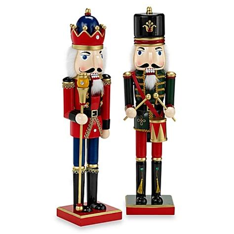 20 inch decorative nutcracker figurines bed bath beyond
