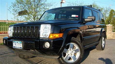 Used 2006 Jeep Commander For Sale Used 2006 Jeep Commander 4wd Sport Utility 11 490 00