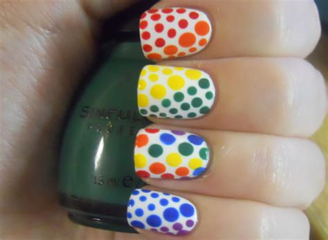 twister dot 3 holy manicures twister nails