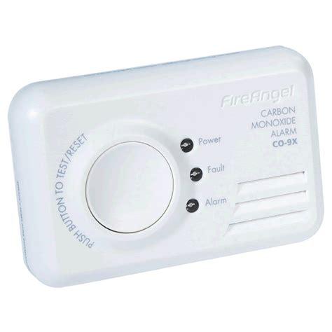 Alarm X One carbon monoxide alarm other products