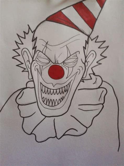 dibujo de payaso diab 243 lico para colorear dibujos de dibujos de payasos asesinos graffitis dibujos de payasos