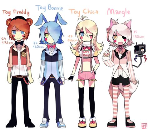 freddys at five nights anime newhairstylesformen2014com five nights at freddy s zerochan anime image board