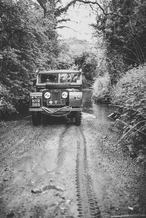 Why the Land Rover Series 1 Is Collectable | Landrover