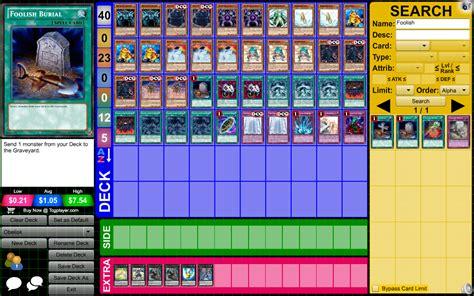 yugioh basic deck returning player deck using obelisk the tormentor