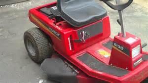 murray 8 30 briggs stratton 8hp ride on sit on lawnmower