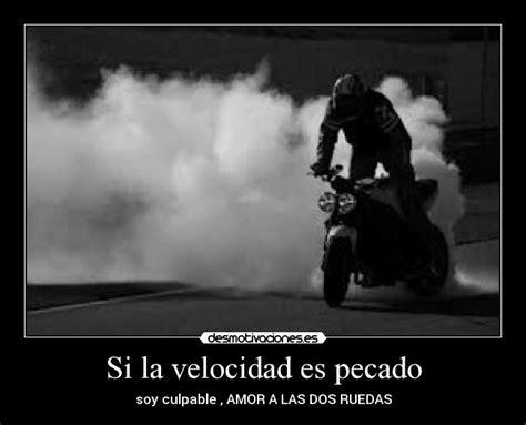 imgenes de amor en moto en toda velocidad si la velocidad es pecado desmotivaciones
