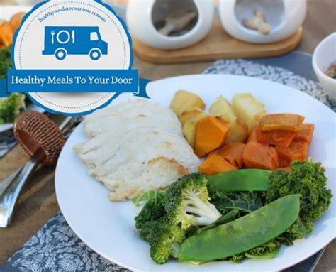 healthy home delivered meal plans vegetarian vegan