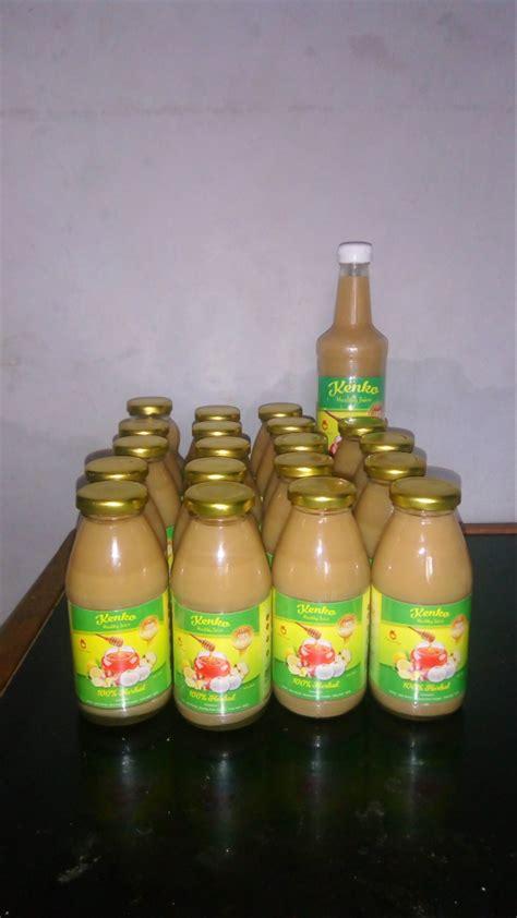 jual jus herbal bawang putih tunggal lanang jahe merah
