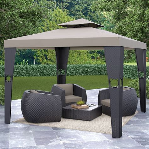 gazebo patio riverside patio gazebo the brick