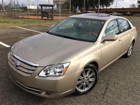 Toyota Avalon 2005 For Sale 2005 Toyota Avalon Limited For Sale By Owner In Marietta