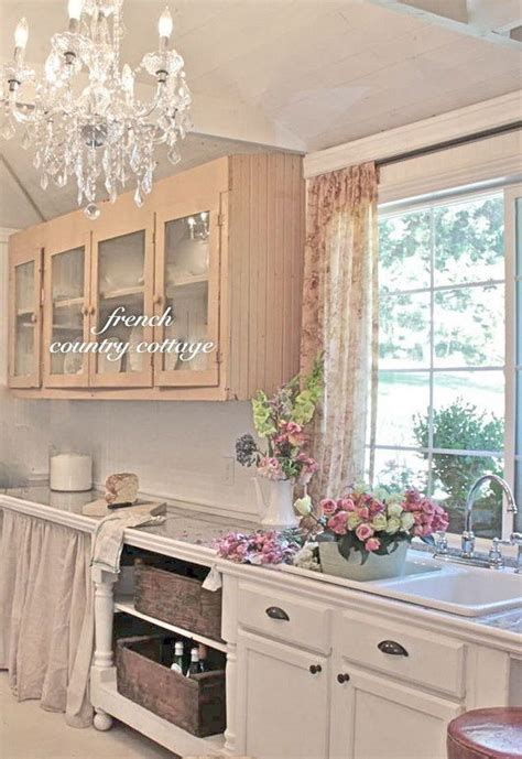 cottage shabby chic 35 awesome shabby chic kitchen designs accessories and
