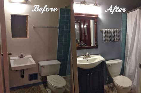 hometalk diy bathroom renovation