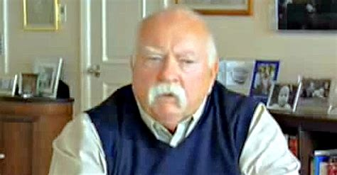 liberty diabetes spokesman the voice of diabetes can also cut a rug wilford brimley